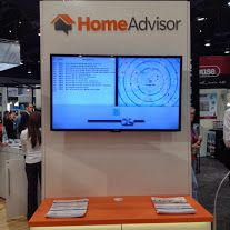Our #KBIS2014 booth!