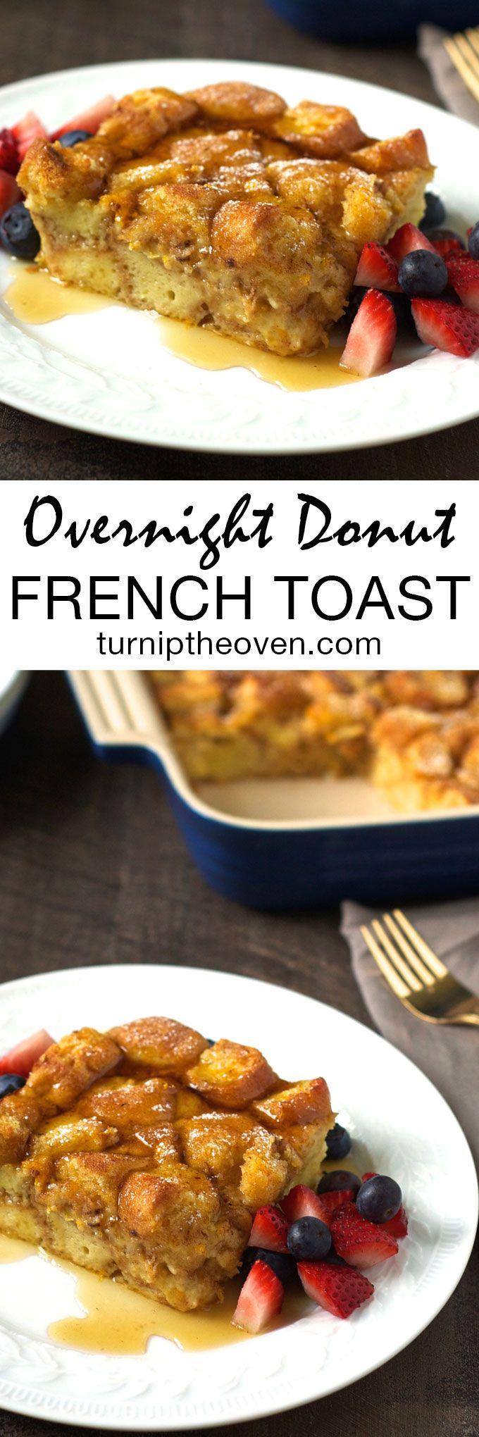 Casserole With Bread on Pinterest | Breakfast Casserole, Overnight ...