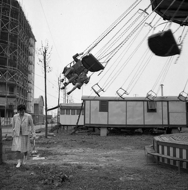 Giostre in corso grosseto 1963