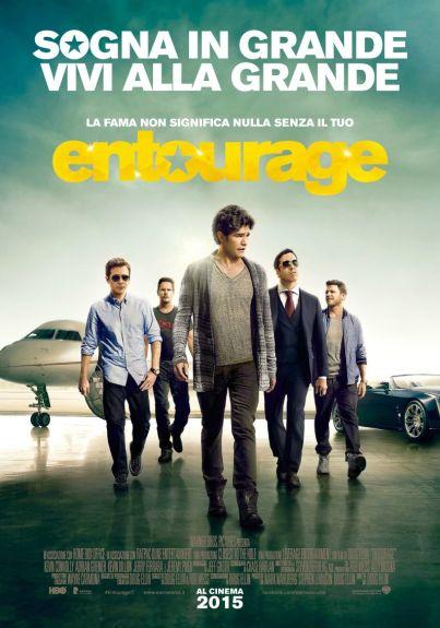 Entourage (#film, commedia) diretto da Doug Ellin .. al #cinema dal 15 luglio 2015 ... #trailer