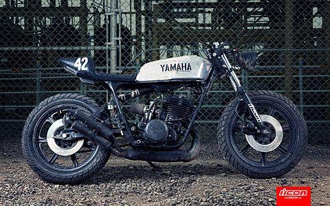awesome bike: Motorcycles, 1979 Yamaha, Bikes, Icon Snakecharmer, Yamaha It400, Icons, Cafe Racers