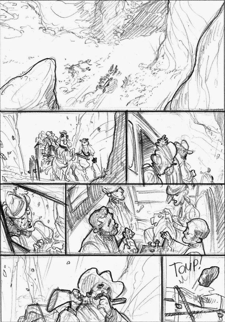 La Nuova Spremuta d'Inchiostro: Nuovo Storyboard 1