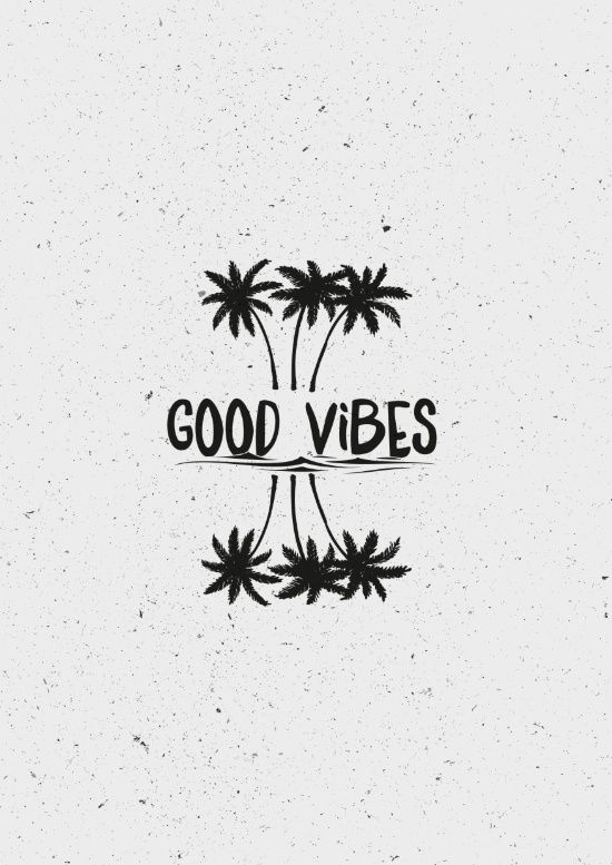 Good Vibes Art Print | Society6
