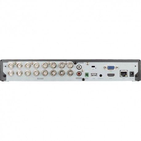 Sistema de Seguridad Samsung de 8 Camaras y DVR de 16 Canales 2MP (1080P)