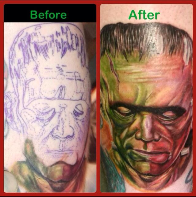 Frankenstein . Convention Piece.