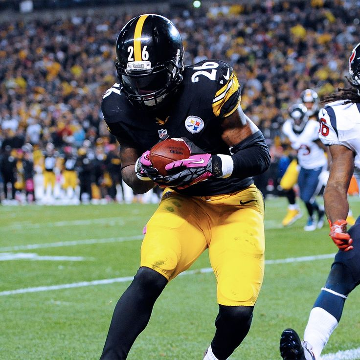 Le'Veon Bell best RB in NFL, teammate says