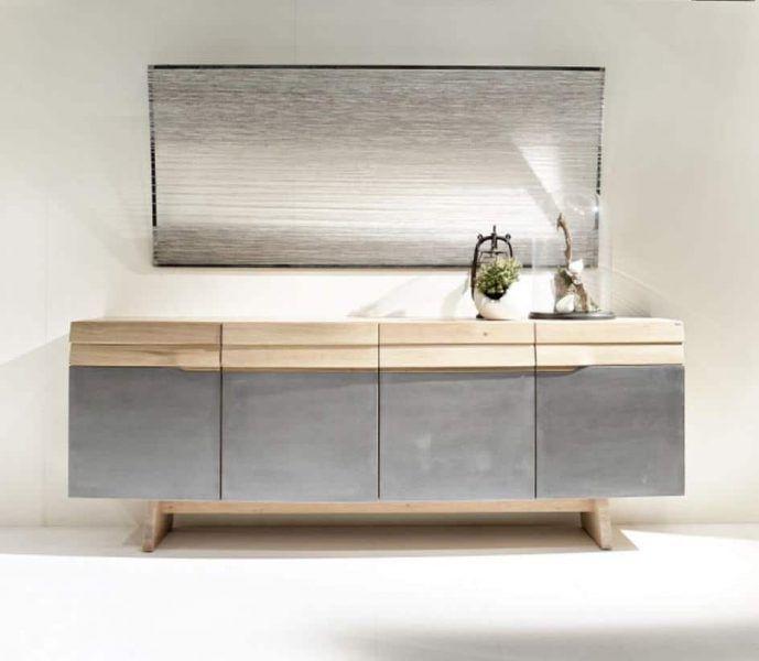 Commode Design Avec Facade Galbee Meuble Haut De Gamme Mobilier De Salon Commode Design