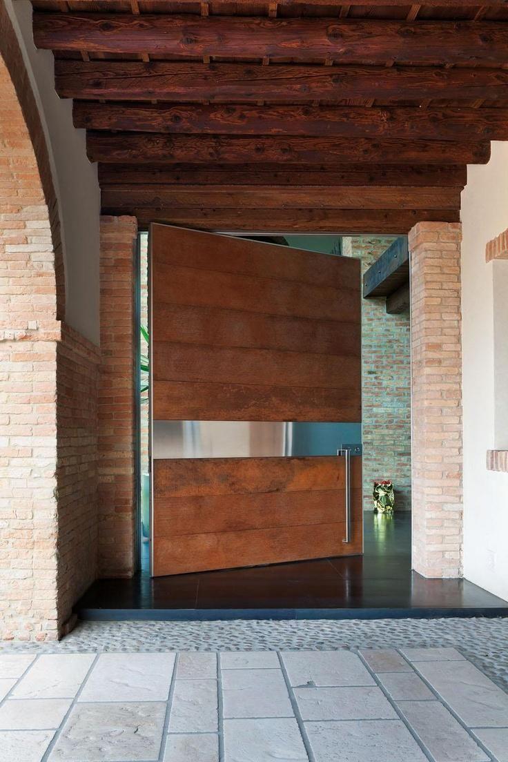 50+ Portas pivotantes – Modelos e fotos lindas