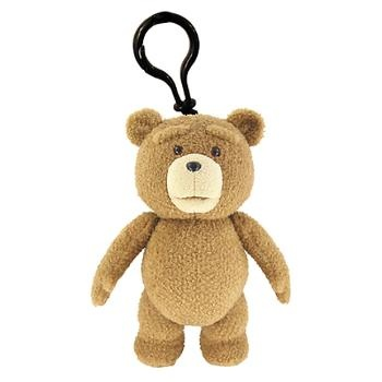 Ted Talking Backpack Clip
