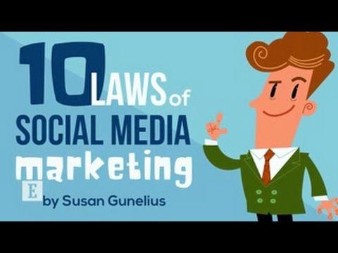 10 laws of social media marketing @YouTube   #IdeateLabs #DigitalMarketing #growthhacking #makeyourownlane #defstar5 #SMM #SEO