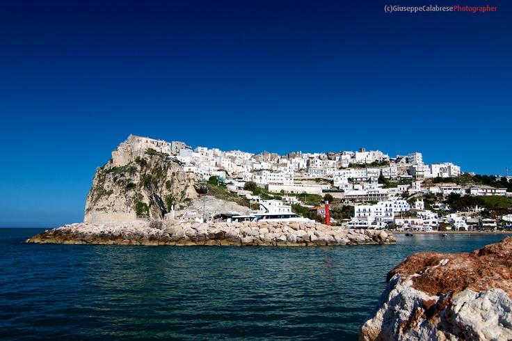 Puglia L'antico borgo di Peschici