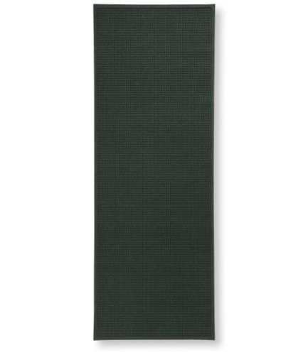 """Everyspace Waterhog Mat, 2'11""""W by L.L.Bean. $194.00. Just as the name suggests, this American-made Waterhog mat comes in a wide selection of sizes so you're sure to get the best fit for your entryway, garage, laundry room or porch. It also comes in a wide array of colors to easily coordinate with your decor. Designed to keep surfaces clean and dry year-round, the unique crushproof waffle design features thick fibers for scraping away mud and dirt along with thi..."""