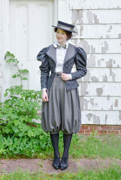 Angela Clayton, Cycling Costume resize-6421