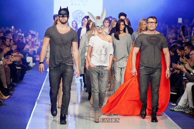 W październiku miało miejsce największe wydarzenie modowe w Polsce. Mowa oczywiście o Fashion Week Poland. To była 9 edycja, podczas której mogliśmy zobaczyć pokazy najlepszych projektantów z Polski oraz kolekcji gości zagranicznych. Jednym z najlepszych pokazów, dla mnie, był show Łukasza Jemioła. Propozycje projektanta na nadchodzący sezon miały głównie stonowaną kolorystykę i proste kroje. To co mnie przekonało to fakt, że całość powstała z inspiracji kreacjami postaci z Bajek Disney'a.