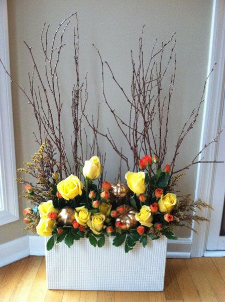 Best corporate event flower arrangement images on