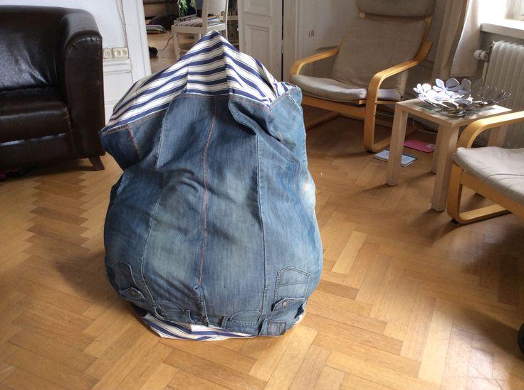 Saccosekk Diy jeans