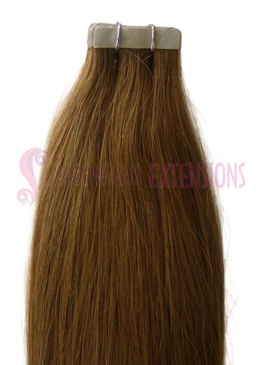 DARK CARAMEL BLONDE TAPE HAIR EXTENSIONS STRAIGHT http://www.hairextensionsmelbourne.com.au/12-dark-caramel-blonde-tape-hair-extensions-straight.html #HairExtension #Tape_Hair_Extensions #Tape_Hair_Extensions_Melbourne