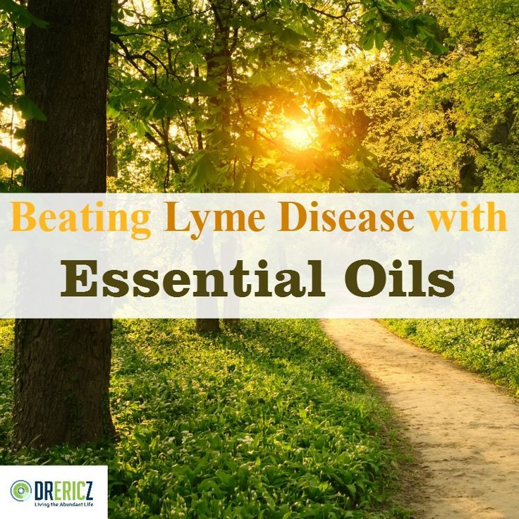 Lyme disease is increasing in prevalence in the US, transmitted by tick bites. Prevention is the best medicine, though, and essential oils are ideal tools to have on hand. In addition to bug-beating benefits, some oils may help with the control of Lyme if it is contracted, as well.