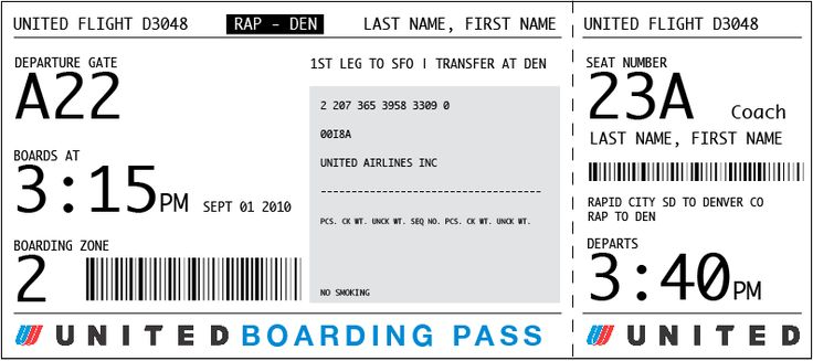 Iu0027m so tired of boring boarding passesLove this practical - fake airline ticket maker