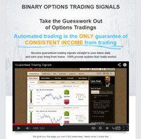 Option trading automated