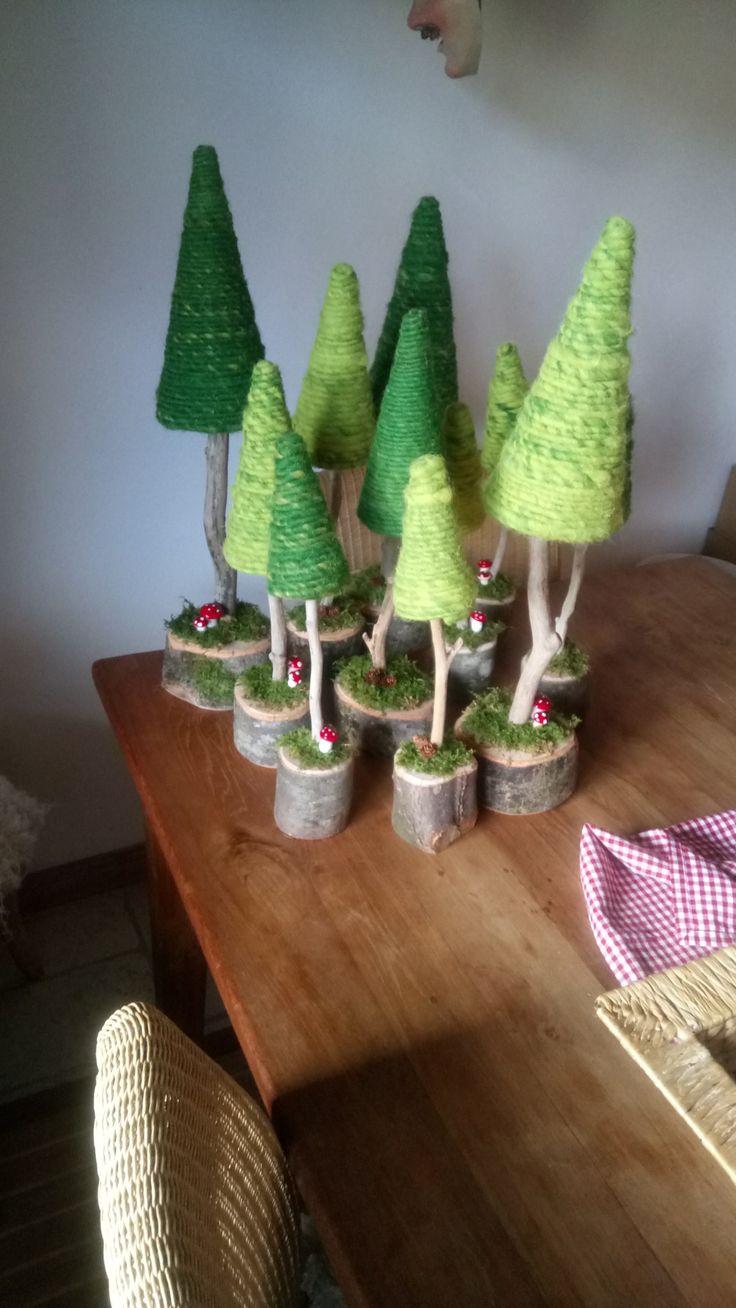 Bäume – Thurnhuber Kerstin