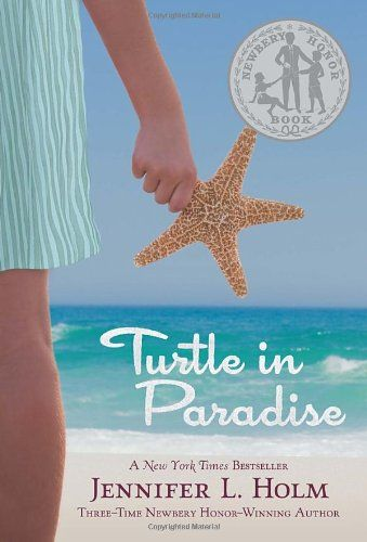 Turtle in Paradise by Jennifer L. Holm -- loved much of this author's historical fiction