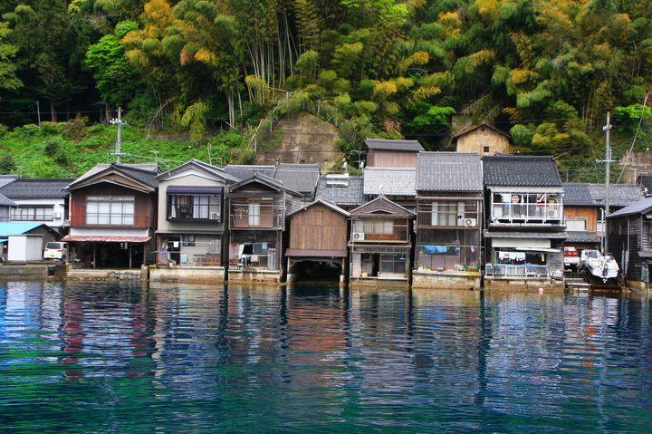 いざ、あなたの知らない京都へ!伊根の舟屋群
