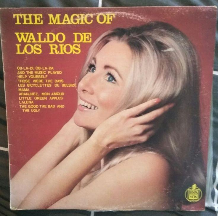 The Magic Of Waldo De Los Rios Vinyl LP in Music, Records | eBay!