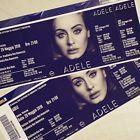 #Ticket  ADELE 29 MAGGIO 2016 ARENA DI VERONA 2 BIGLIETTI GRADINATA NON NUMERATA #italia