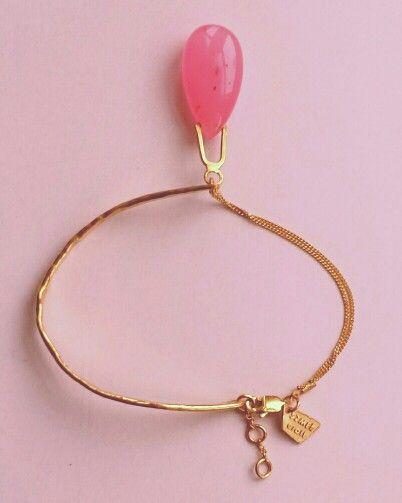 #SZMERcraft #bracelet #Pink #pantera #jewellery #jade