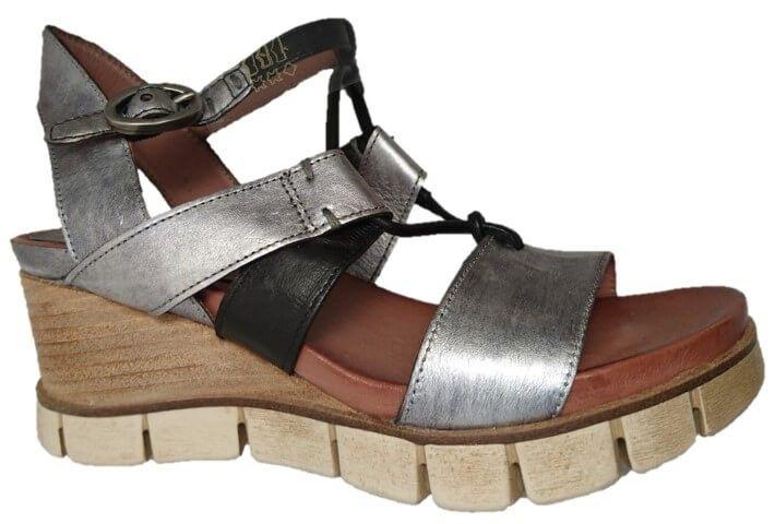 Wedge heel sandals for women, by Mjus by Mjus. Buy it 129,00 €