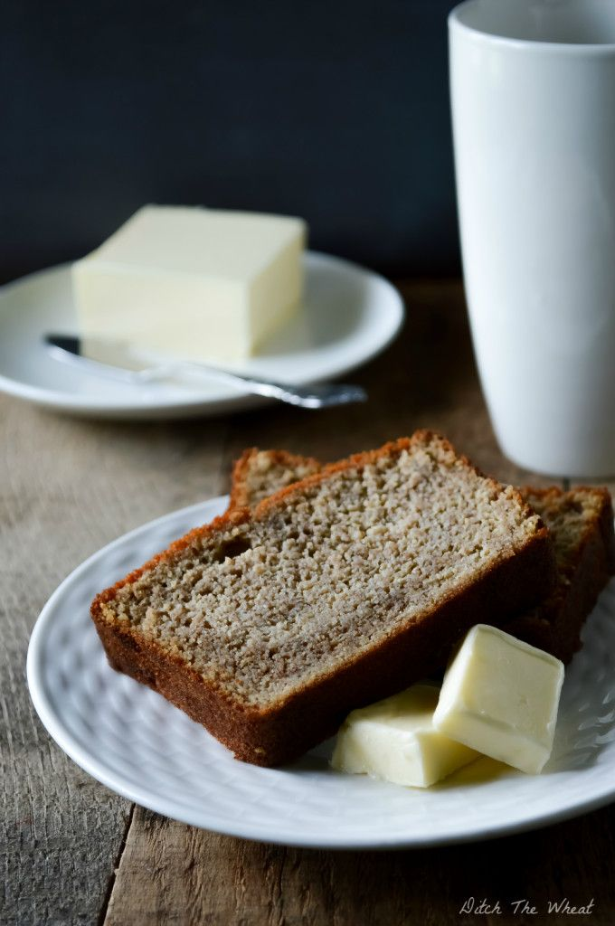 Coconut Flour Banana Bread and more of the best coconut flour bread recipes on MyNaturalFamily.com #coconutflour #recipe