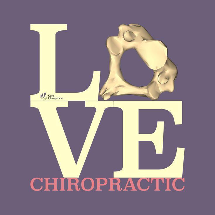 LOVE ❤️ #CHIROPRACTIC www.ajaxbodymindwellness.com