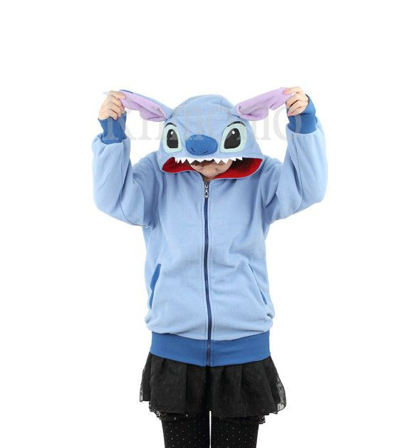 Stitch Hoodie....ummmm, yes please!!!!!