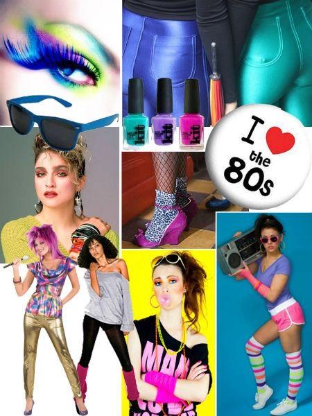 Festas dos anos 6070 ou 80 com qual roupa devo ir 5