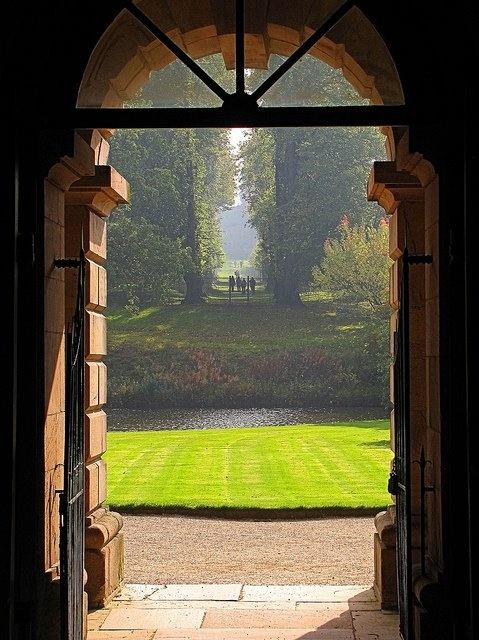 Giacomo Leoni 1720s - Lyme Park, Cheshire, England