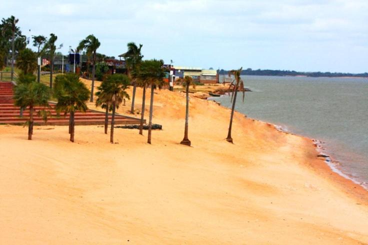 Corrientes | Playas de la capital. Más info en www.facebook.com/viajaportupais