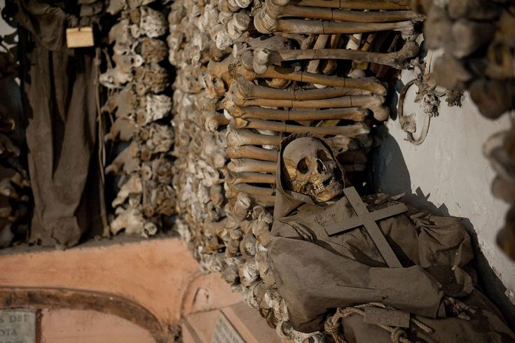 Palermo Has an Underground City Filled With Its Mummified Dead
