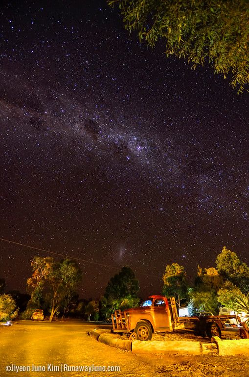 Camping in the Outback under the star #thisisqueensland