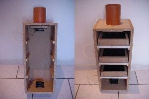 Fabrication d'un filtre à charbon actif — Wiki Cannabique