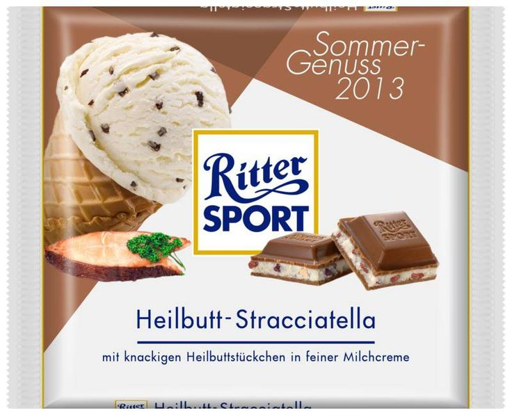 Ritter Sport - Heilbutt-Stracciatella - daglotz.de - Jeden Tag frischer Spaß!