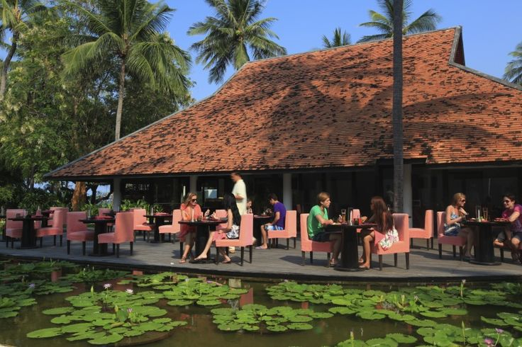 Kieng Sah Restaurant at Evason Hua Hin, Thailand. http://www.sixsenses.com/evason-resorts/hua-hin/dining
