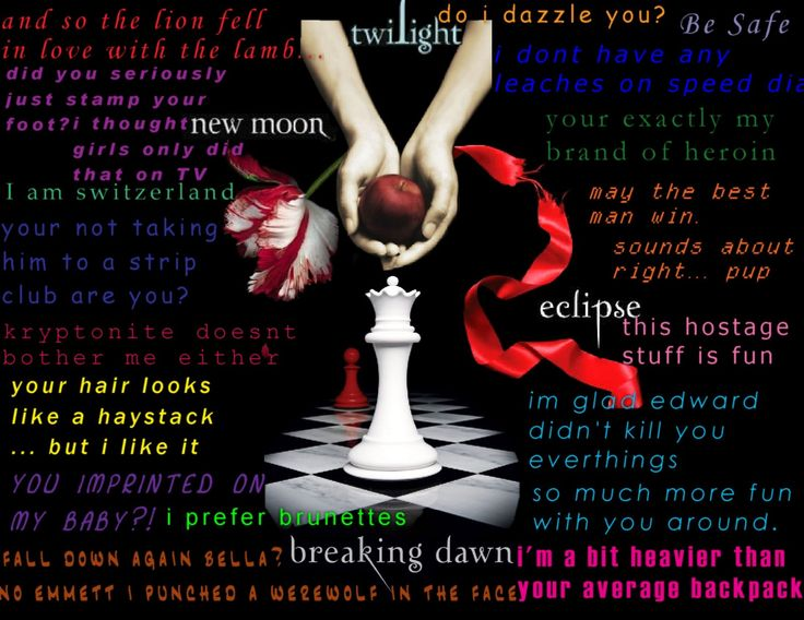 quotes from the twilight saga -#main
