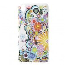 Carcasa HTC Desire 816 Design Naturaleza Flores 4 $ 94.00