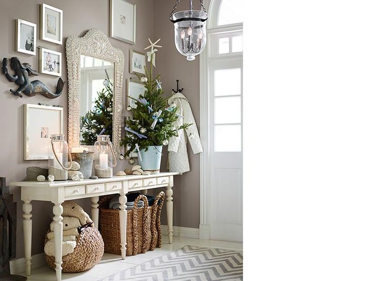 Entryway D Cor Ideas Entryway Inspiration Pottery Barn For The Home Pinterest Pottery