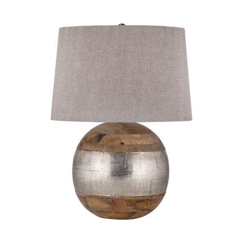 German Silver Table Lamp - 8983-020