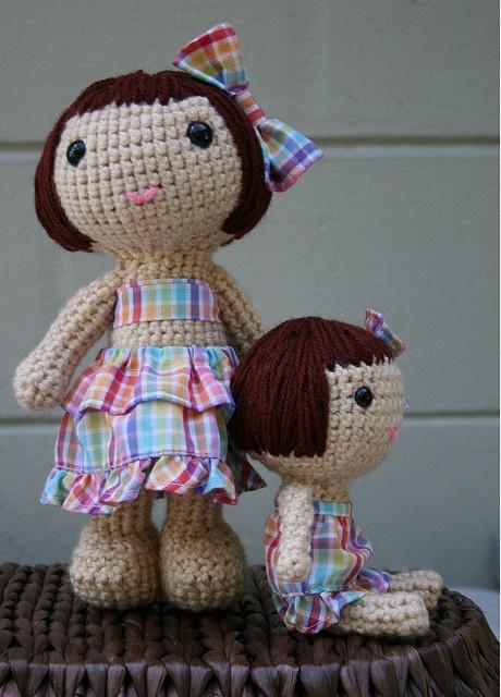 lola and lulu 1 by my sweet dolls, via Flickr