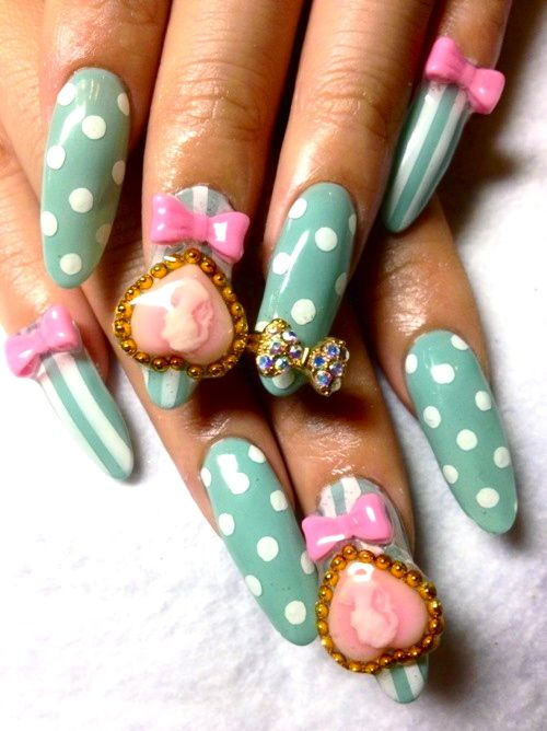 150 best Nails images on Pinterest | Nail scissors, Cute nails and ...