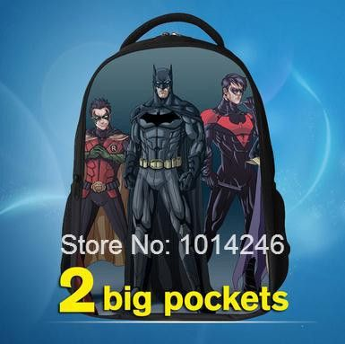 Children School Bags 2016 avengers bag for kid new arrival cartoon backpack avengers boy school bags for teenagers,free shipping