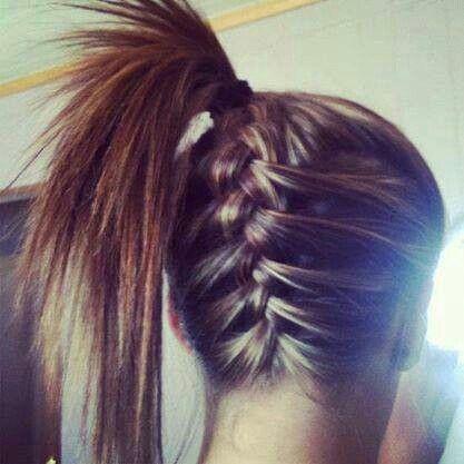 Hair , braid , pigtail ✿